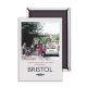 Bristol Coming Home From The Park steel fridge magnet (se)
